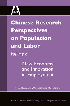 Cover Chinese Research Perspectives on Population and Labor, Volume 6