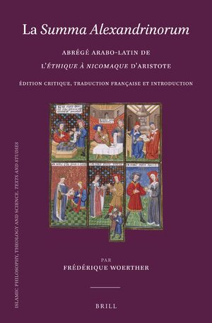 Cover La <i>Summa Alexandrinorum</i>