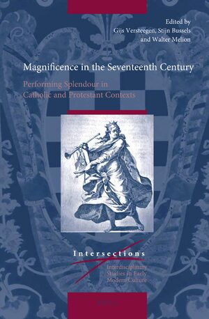 Cover Magnificence in the Seventeenth Century