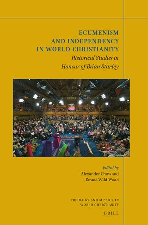 Cover Ecumenism and Independency in World Christianity