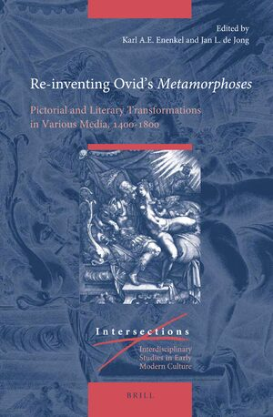 Cover Re-inventing Ovid's <i>Metamorphoses</i>