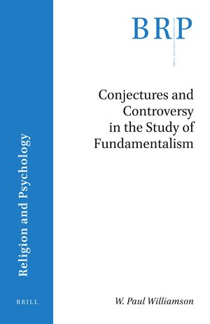 Cover Conjectures and Controversy in the Study of Fundamentalism