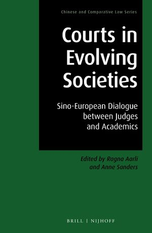 Cover Courts in Evolving Societies
