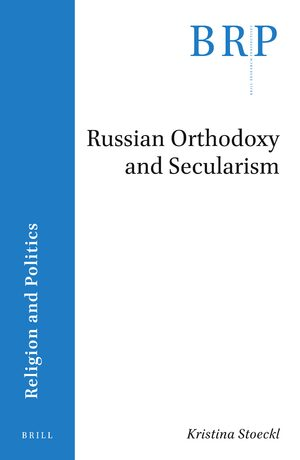 Cover Russian Orthodoxy and Secularism