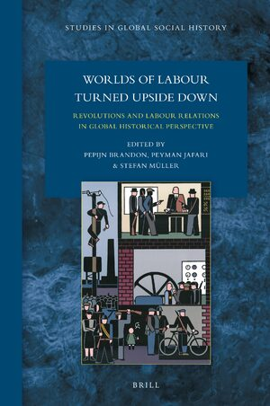 Cover Worlds of Labour Turned Upside Down