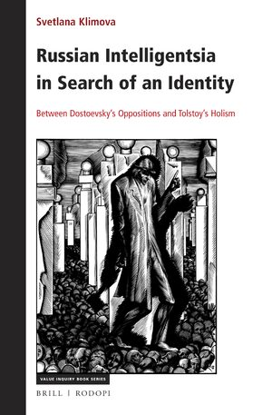 Cover Russian Intelligentsia in Search of an Identity