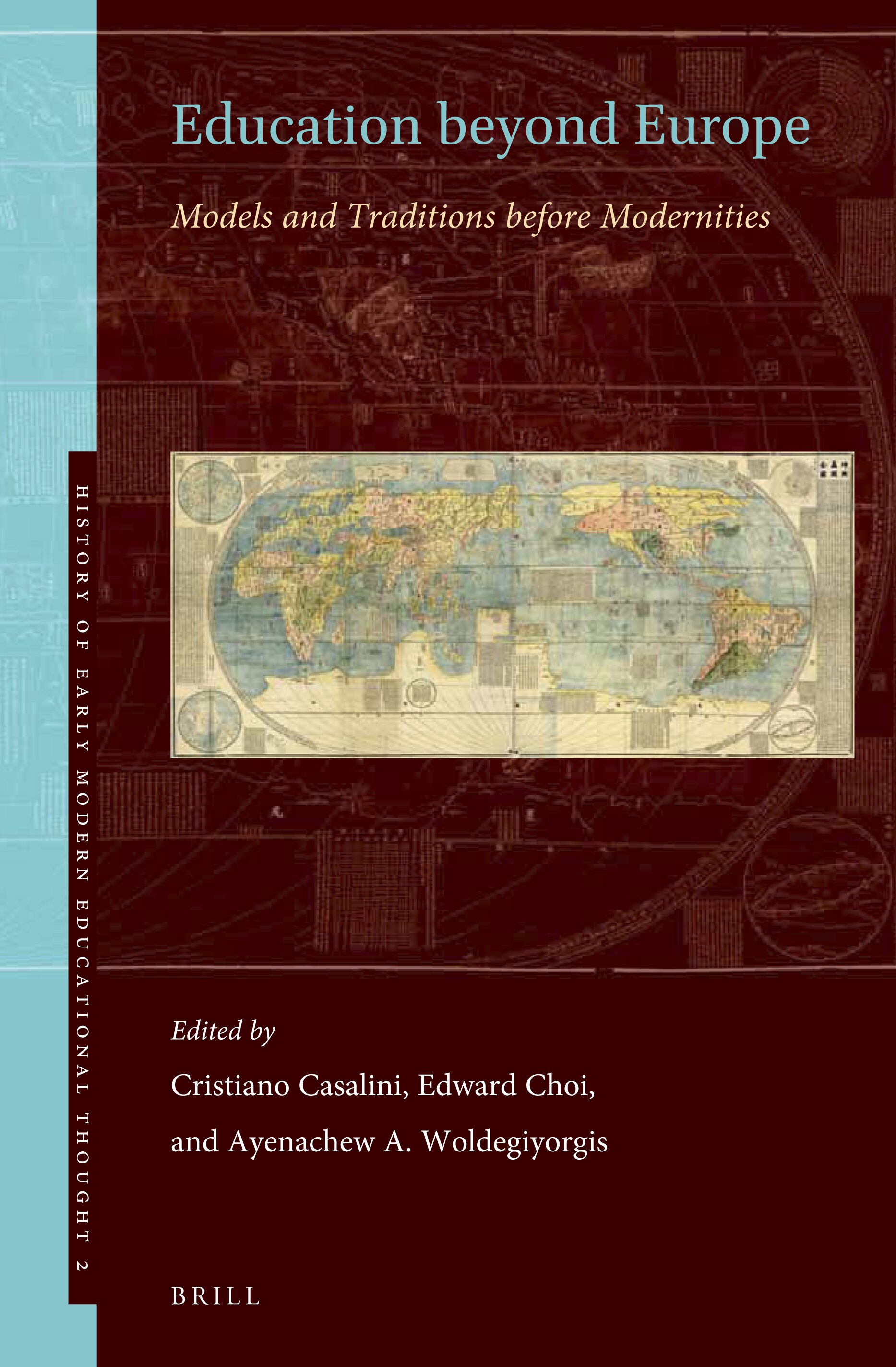 Education beyond Europe – Models and Traditions before Modernities ...
