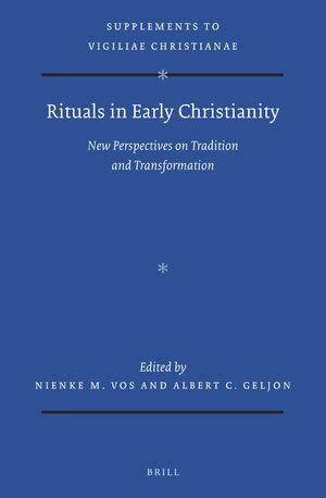 Cover Rituals in Early Christianity