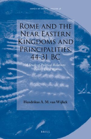 Cover Rome and the Near Eastern Kingdoms and Principalities, 44-31 BC