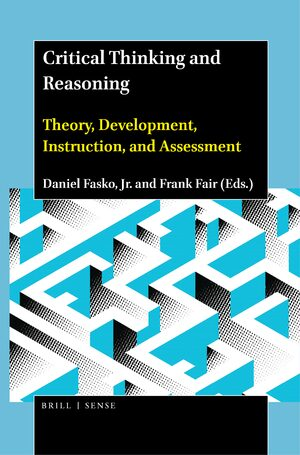 Cover Critical Thinking and Reasoning