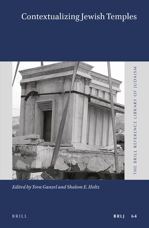 Cover Contextualizing Jewish Temples