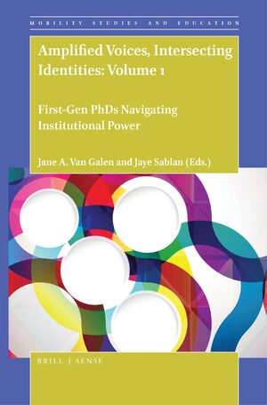 Cover Amplified Voices, Intersecting Identities: Volume 1