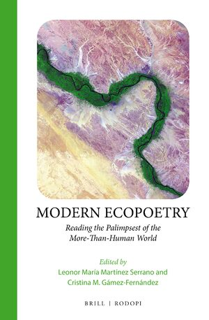 Cover Modern Ecopoetry