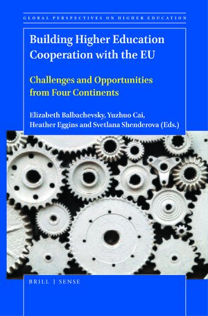 Cover Building Higher Education Cooperation with the EU