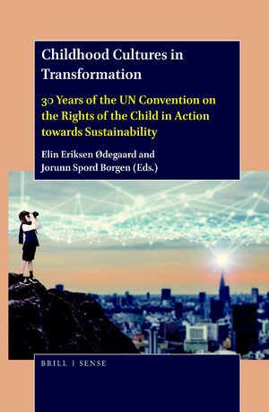 Cover Childhood Cultures in Transformation