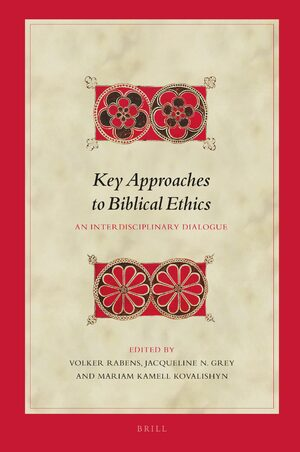 Cover Key Approaches to Biblical Ethics