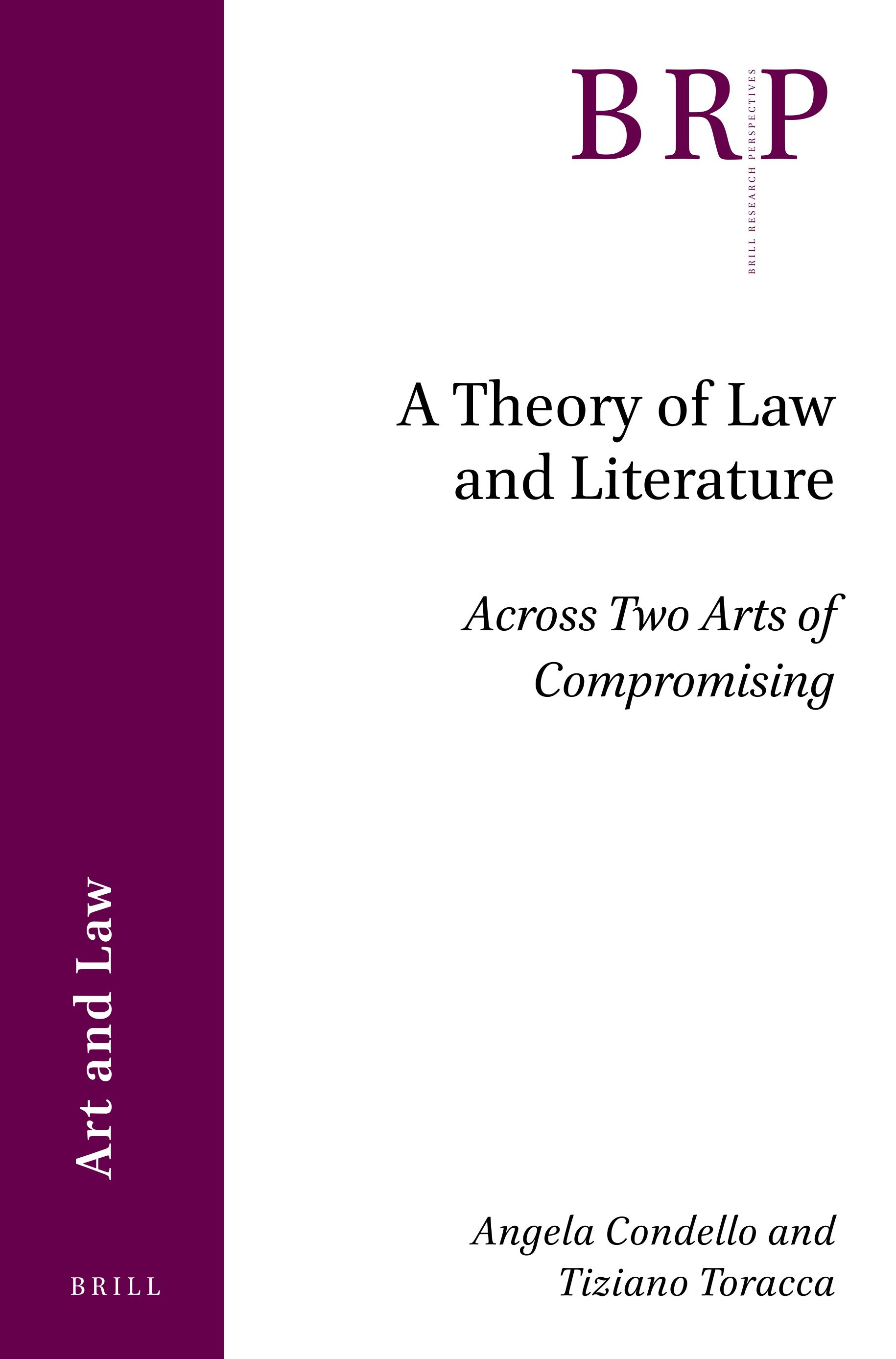 A Theory Of Law And Literature In A Theory Of Law And Literature
