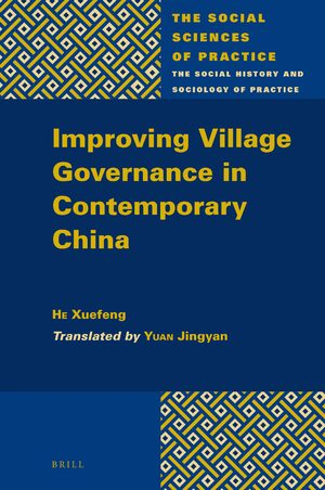 Cover Improving Village Governance in Contemporary China