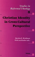 Cover Christian Identity in Cross-Cultural Perspective