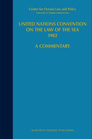United Nations Convention on the Law of the Sea 1982, Volume III