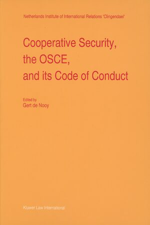 Cover Cooperative Security, the OSCE, and its Code of Conduct