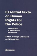 Cover Essential Texts on Human Rights for the Police