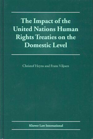international human rights law in africa viljoen frans