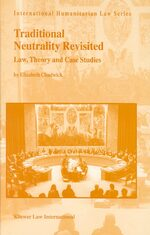 Cover Traditional Neutrality Revisited