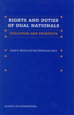 Rights and Duties of Dual Nationals