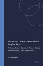 The African Charter of Human and Peoples' Rights