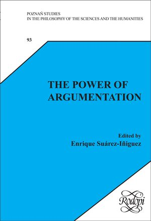 Cover The Power of Argumentation