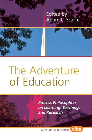 Cover The Adventure of Education