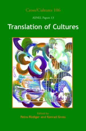 Cover Translation of Cultures
