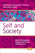 Cover Self and Society