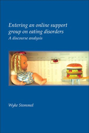 Cover Entering an online support group on eating disorders