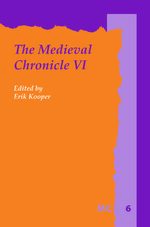Cover The Medieval Chronicle VI