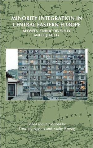 Cover Minority Integration in Central Eastern Europe