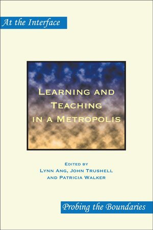 Cover Learning and Teaching in a Metropolis