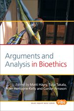 Cover Arguments and Analysis in Bioethics