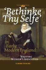 Cover 'Bethinke Thy Selfe' in Early Modern England