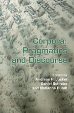 Cover Corpora: Pragmatics and Discourse
