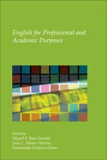 Cover English for Professional and Academic Purposes