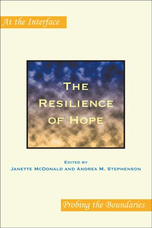 Cover The Resilience of Hope