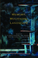 Cover Memory, Mourning, Landscape