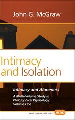 Cover Intimacy and Isolation