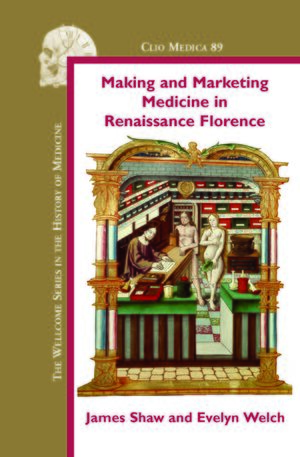 Cover Making and Marketing Medicine in Renaissance Florence