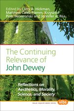 Cover The Continuing Relevance of John Dewey