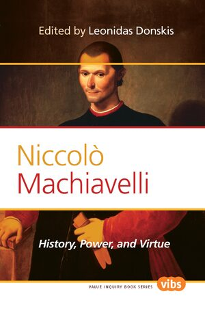 Cover Niccolò Machiavelli