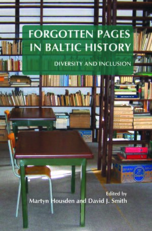 Cover Forgotten Pages in Baltic History