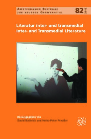Cover Literatur inter- und transmedial / Inter- and Transmedial Literature
